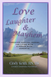 Love, laughter, and mayhem book